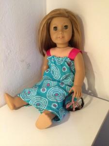 Maxi dress = maximum cuteness!!!