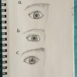 Which eye do you like best?