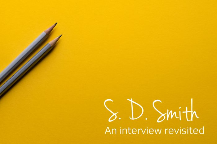 S. D. Smith - An Interview Revisited