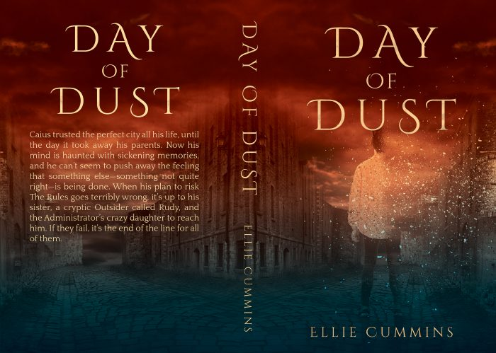 Day of Dust - Cover
