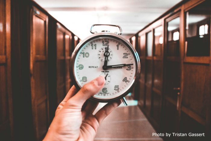 A Lot of Time - An Original Poem