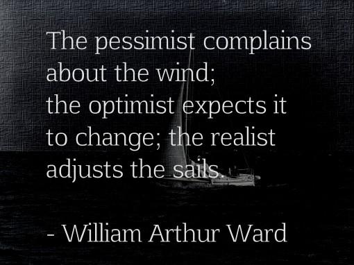 Arthur Ward Quote